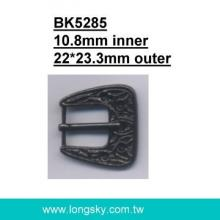 Zinc Alloyed Belt Buckle (#BK5285-10.8mm)