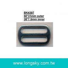 metal strap buckle for belt (BK4307/38mm)