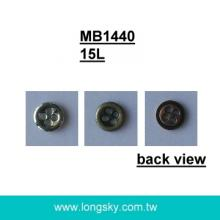 (MB1440/15L) 15L 9.5mm small metal button for shirt